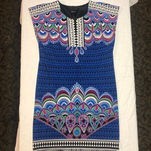 Laundry by Shelli Segal multicolored dress. Size M